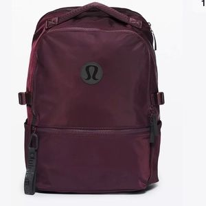 Lululemon crew backpack 22L